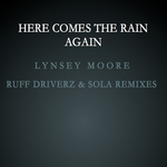 MOORE, Lynsey - Here Comes The Rain Again (Front Cover)