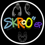 BASSBIN TWINS - Skroo EP (Front Cover)