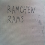 RAMCHEW - Rams (Front Cover)