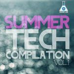 VARIOUS - Summer Tech Compilation Vol 1 (Front Cover)