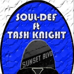 SOUL DEF - Sunset Blvd (Front Cover)