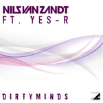 VAN ZANDT, Nils/YES R - Dirty Minds EP (Front Cover)