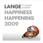 LANGE feat TRACEY CARMEN - Happiness Happening 2009 (Front Cover)