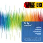 DJ OGI - Pornoman EP (Front Cover)