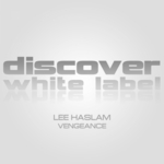 HASLAM, Lee - Vengeance (Front Cover)