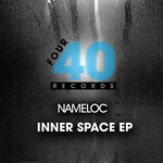 NAMELOC - Inner Space EP (Front Cover)