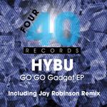 HYBU - Go Go Gadget EP (Front Cover)