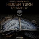 HIDDEN TURN - Sankrit EP (Front Cover)