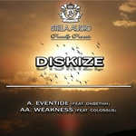 DISKIZE - Eventide / Weakness (Front Cover)
