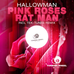 HALLOWMAN - Pink Roses (Front Cover)