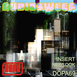 AUDIOSWEEP - Insert (Front Cover)