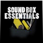 VARIOUS - Sound Box Essentials Original Reggae & Rocksteady Vol 2 Platinum Edition (Front Cover)