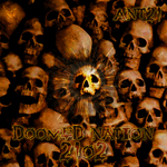 VARIOUS - Doomed Nation 2102 (Front Cover)