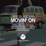 BLASCHYK, Lars - Movin' On (Front Cover)