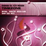HUSMAN vs IZZY MEUSEN - Timezone (Front Cover)