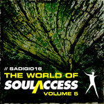 VARIOUS - The World Of Soul Access Vol 5 (Front Cover)