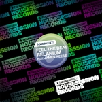RELANIUM feat JAMES NEESE - Feel The Beat (Front Cover)