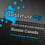 RONNIE CANADA - Going Through The Motions (Front Cover)