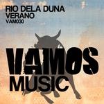 DELA DUNA, Rio - Verano (Front Cover)