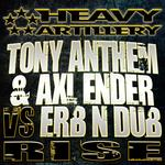 ANTHEM, Tony/AXL ENDER/ERB N DUB - Rise (Front Cover)