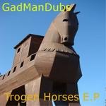 GADMANDUBS - Trogen Horses EP (Front Cover)