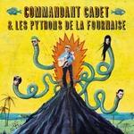 COMMANDANT CADET & LES PYTHONS DE LA FOURNAISE - Premie Viraz (Front Cover)