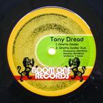 DREAD, Tony - Ghetto Soldier (Front Cover)