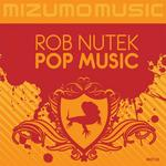 NUTEK, Rob - Pop Music EP (Front Cover)