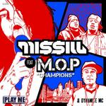MISSIL - Champions (remixes) (Front Cover)