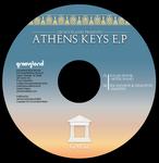 SUGAR HOUSE/SOL ELEMENT/DIMI STUFF - Athens Keys EP (Back Cover)