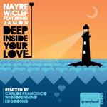 NAYRE WICLEF feat JAMON - Deep Inside Ur Love (Front Cover)