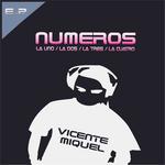 BERTOMEU, Vicente Miquel - Numeros (Front Cover)