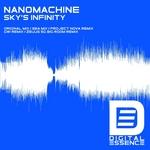 NANOMACHINE - Sky's Infinity (Front Cover)