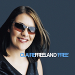 CLAIRE FREELAND - Free (Front Cover)