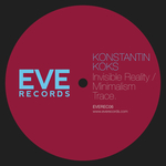 KOKS, Konstantin - Invisible Reality (Front Cover)