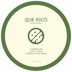 DAIKI, Alex - Que Rico (Front Cover)