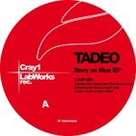 TADEO - Story On Blue EP (Front Cover)