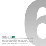 VARIOUS - High Pro File: Six (Front Cover)