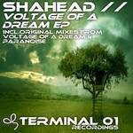 SHAHEAD - Voltage Of A Dream (Front Cover)