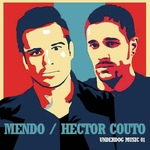 MENDO/HECTOR COUTO - The First Underdog EP (Front Cover)