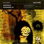 AEDICULE - Nonsense EP (Front Cover)