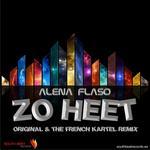 FLASO, Alena - Zo Heet (Front Cover)