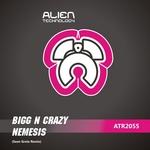 BIGG N CRAZY - Nemesis (Sean Grotz remix) (Front Cover)
