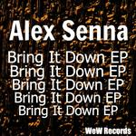 SENNA, Alex - Bring It On EP (Front Cover)