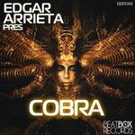 ARRIETA, Edgar - Cobra (Front Cover)