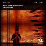 DAMOLH33/HERTZMAN - Analysis EP (Front Cover)