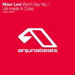 LEVI, Maor - Won't Say No (Front Cover)