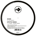 BIOME & KRYPTIC MINDS - The Raven (Front Cover)