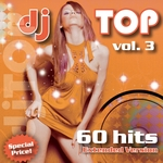 VARIOUS - DJ Top, Vol 3 (60 Hits Extended Version) (Front Cover)