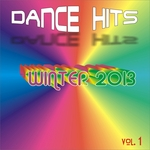 VARIOUS - Dance Hits Winter 2013 Vol 1 (Front Cover)